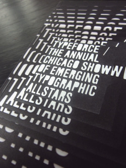 (via Typeforce Exhibition Catalogue on Behance)