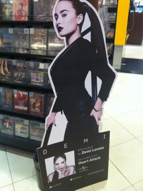 DEMI's promotion in Brazil