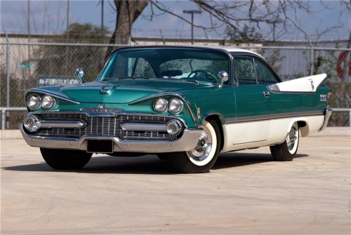 prova275:  Royal Lancer… 1959 DodgeMopar Monday