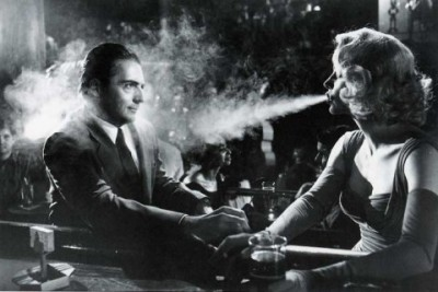 "Free Film Noir Moviesopenculture.com Dur­ing the 1940s and 50s, Hol­ly­wood entered a ""noir"" peri­od, pro­duc­ing riv­et­ing films based on hard-boiled fic­tion. These films were set in dark loca­tions and shot in a black & white aes­the …"