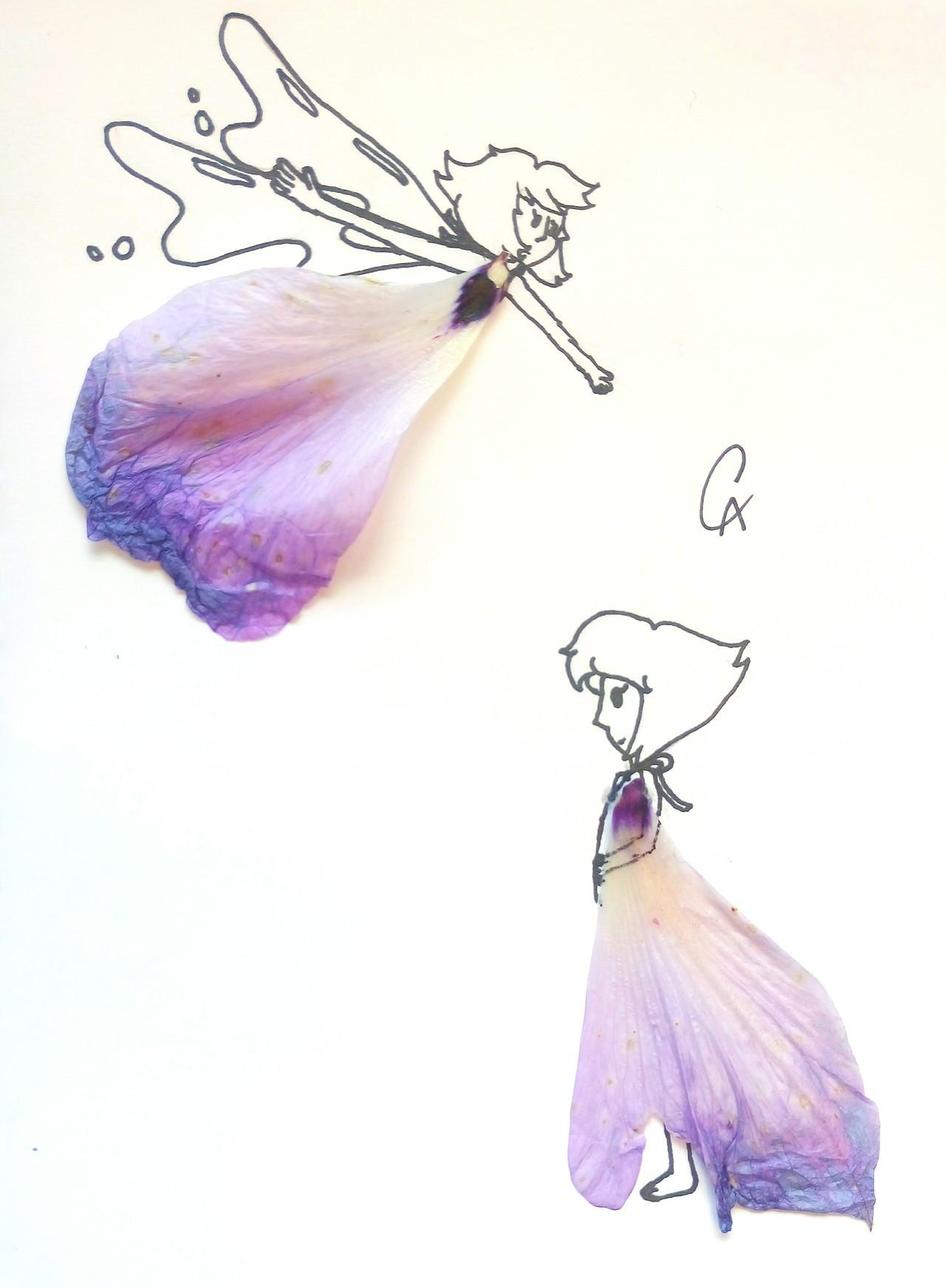 Feeling flowery