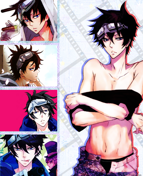 Happy Birthday Gareki