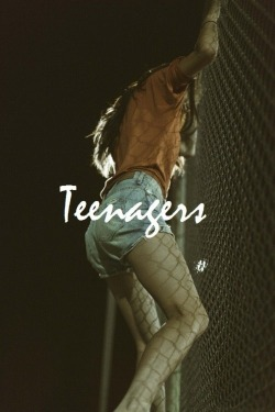kawaiizombies:  Teenagers.