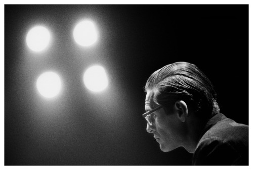 Bill Evans. (We Will Meet Again - Listen here)