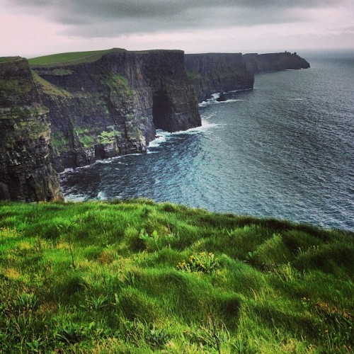 #Ireland (at Cliffs of Moher)