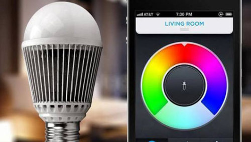 mothernaturenetwork:     How smart LEDs could change your home     If a 10-watt LED bulb replaced all the 60-watt incandescent bulbs in the U.S., it could save about $3.9 billion in the country's annual electric bill.