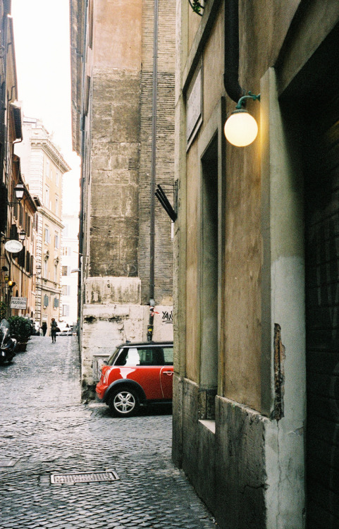 Mini in Rome  | by © Inna Kostukovsky