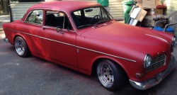 volvorine:  Volvo Amazon
