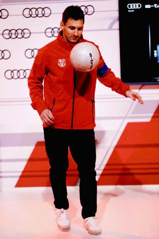 Lionel Messi. Tumblr_nfqboiIm081s2vj5qo5_400