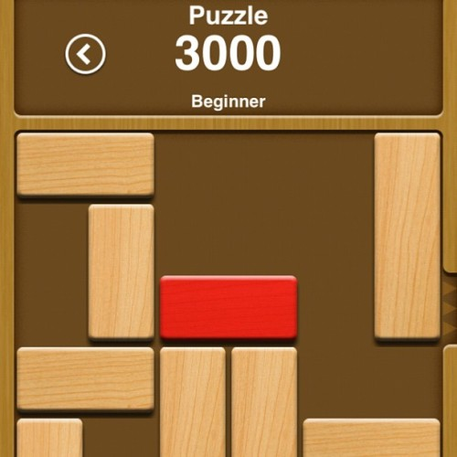 Level 3000! #lame #no life #puzzle