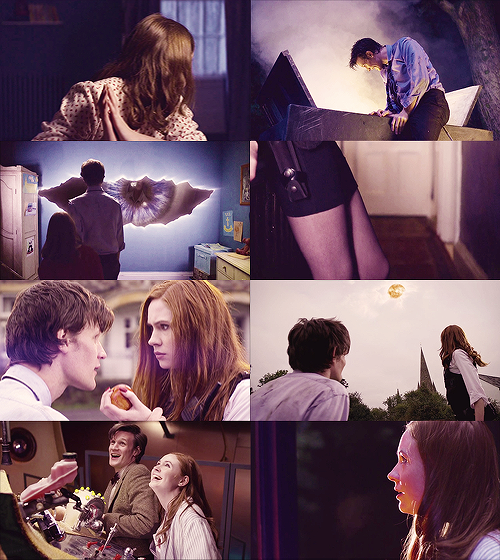 pevensied:   Favourite Series 5 - 7 Caps — The Eleventh Hour