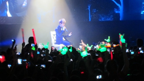 B.A.P Live on Earth Pacific - NYC2013.05.17
