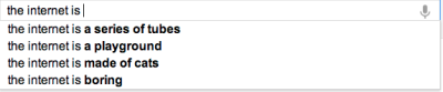 google poetics is hilarious.