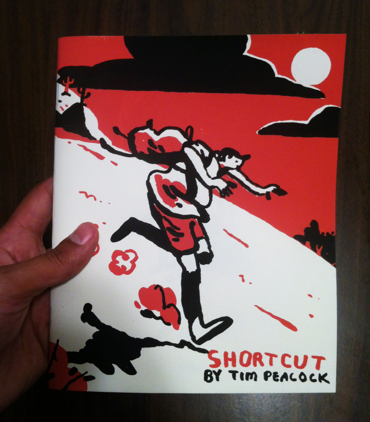 Announcing Shortcut: An adventure of a boy trying to find his way home. There's aliens, dragons, mad science, trolls, battles, mazes and more!  -8.5x14 comic. 28 pages full color saddle bound -Hand Screen Printed cover. Nice, thick 80lb paper -Only 30 printed signed and numbered *super rare!* -Only $15 including shipping  Purchase with Paypal ;) (make sure you have your mailing address in there so I know where to send them)