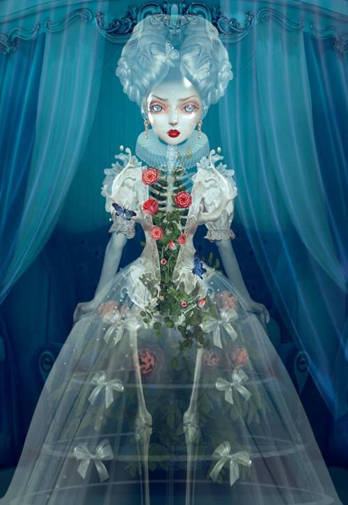 i-love-art:  Natalie Shau