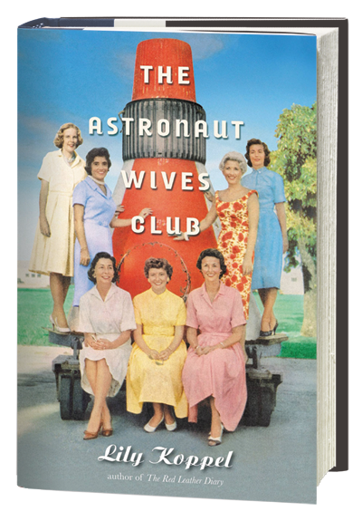 "My latest book THE ASTRONAUT WIVES CLUB: A True Story ""launches"" into the stratosphere June 11!"