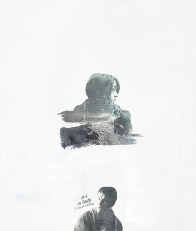 unfoldedsouls:  arya & gendry - requested by mydraco