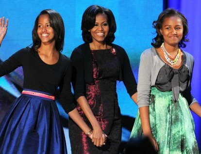 "…the nation's feminists are divided about the ""work"" Michelle Obama has done, and the work they'd like to see her do. This split has bitter historic roots. It surfaced during the suffrage movement, when white women suggested their votes could counter those of ""the darker races,"" and again in the 1970s, when black feminists broke away over the white middle-class focus of ""women's lib."" Now, with an African American woman in the White House [for another four years], these differences have rushed back to the fore.   more."