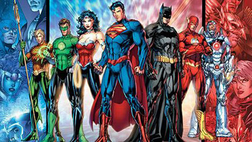 Justice League progress may depend on Man Of Steel There has been plenty of speculation as to how Warner Bros' planned Justice League movie might take shape and which superheroes might be involved, but despite all the web chatter, such predictions could yet be a mite premature.