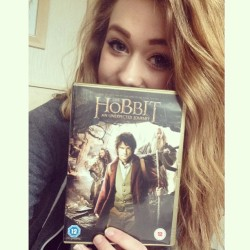 Omfg thank you mum 😱  #thehobbit #omg #yey
