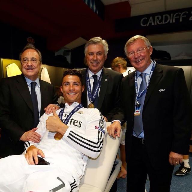 "Carlo Ancelotti: @Cristiano #Ronaldo will play the second leg Against Atlético Madrid. #Cristiano Injury was not serious Injury"" . . #realmadrid #halamadrid #halamadridista #vivamadrid #madrid  #ريال_مدريد #هلا_مدريد #مدريد #cristiano #ronaldo #cristianoronaldo #cristianoronaldo7 #cr7 #كريستيانو_رونالدو #كريستيانو #رونالدو"