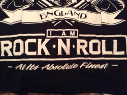 I AM ROCK•N•ROLL