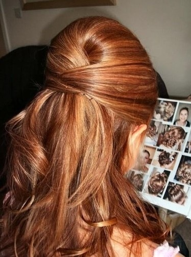 hair styles perfect for wedding