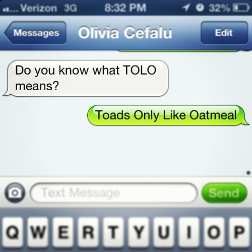 Educating America, one teenager at a time. @oliviacefcef