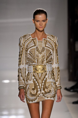 struss for balmain s/s 1