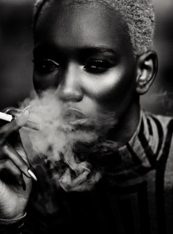 highonflowers:  Herieth Paul by Max Abadian