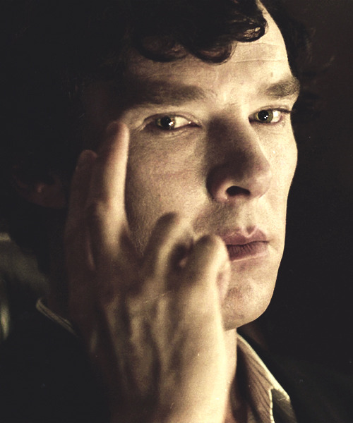 sherlottered:  Caring is not an advantage, Sherlock.