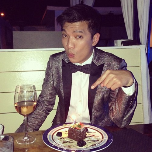 bryanboy:  Happy birthday to me!!!!!  Happy bday BryanBoy :) u rock