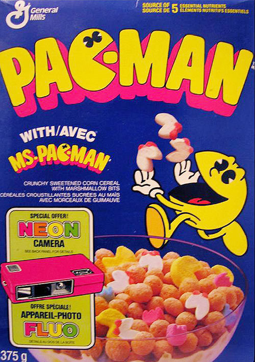 Developed by General Mills in 1983 for breakfast