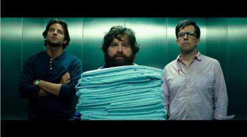 kobalt382:  First image from The Hangover: Part 3