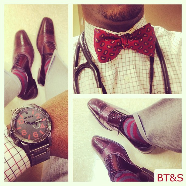 #menswear #mensfashion #igfashion #mensstyle #mensclothing #bowtie #bowties #wiwt #whatiworetoday #outfitoftheday #gq #fashion #blackfashion #ootd #batonrouge #neworleans #lsu #su #xula #nola #bowtiesandsneakers  #blackmenwithstyle #Mezlan