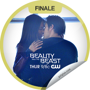 I just unlocked the Beauty and the Beast: Never Turn Back sticker on GetGlue                      5850 others have also unlocked the Beauty and the Beast: Never Turn Back sticker on GetGlue.com                  Everything Cat and Vincent thought they knew will change, but at least they have each other. Congratulations! you've just unlocked the 'Never Turn Back' season finale sticker. Share this one proudly. It's from our friends at The CW.