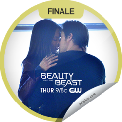 I just unlocked the Beauty and the Beast: Never Turn Back sticker on GetGlue                      6132 others have also unlocked the Beauty and the Beast: Never Turn Back sticker on GetGlue.com                  Everything Cat and Vincent thought they knew will change, but at least they have each other. Congratulations! you've just unlocked the 'Never Turn Back' season finale sticker. Share this one proudly. It's from our friends at The CW.