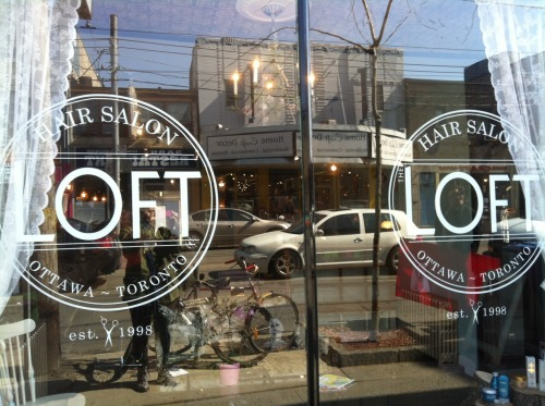 the loft663 queen west (design by the loft)april 2013