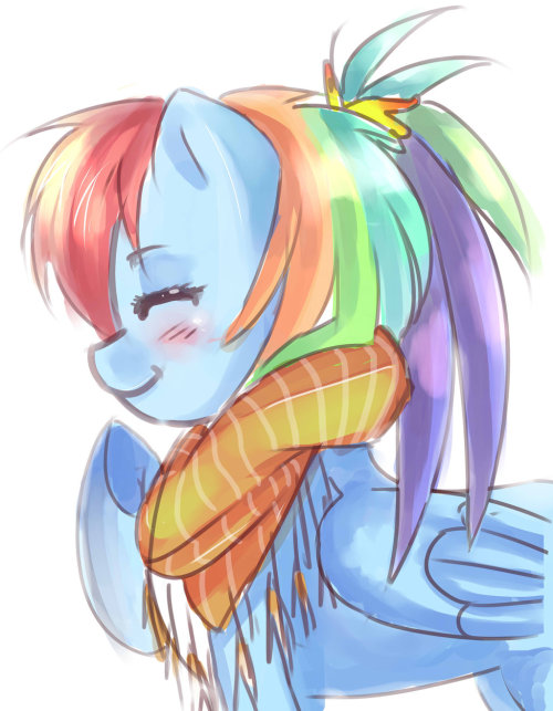 fisherpon:  Dashie by ~NetaMenta