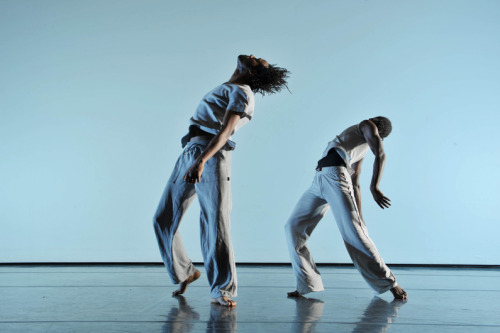 danseaujourdhui:  Junaid Jemal Sendi and Addisu Demissie perform Destino © Hugo Glendinning