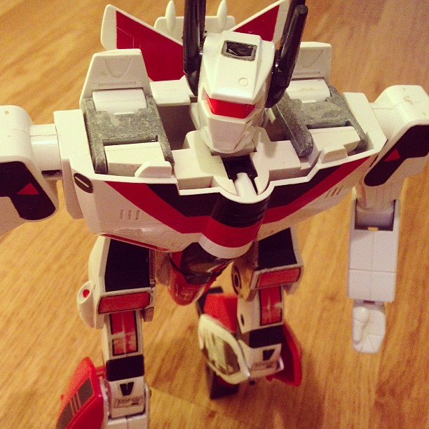 Jetfire, this guy was so awesome.