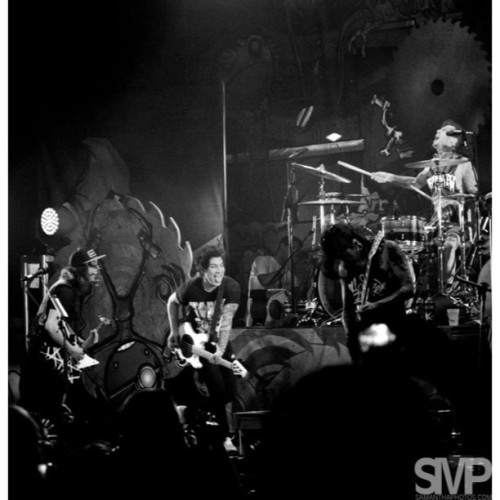 Pierce The Veil at The Warfield