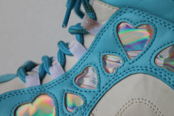 platforms hearts Hologram