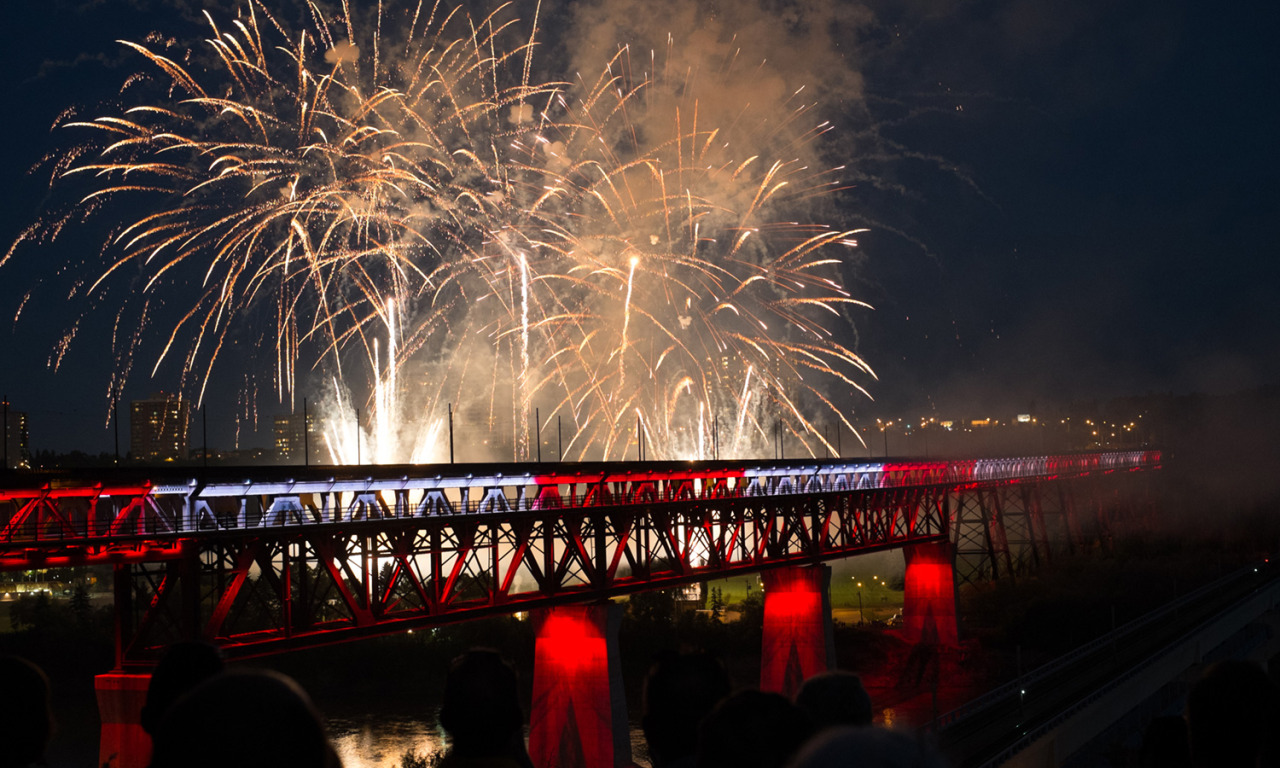BATTLECHAT: WAS LIGHTING THE HIGH LEVEL BRIDGE REALLY WORTH IT? choice quote: