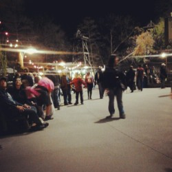 A sixflags holiday!!! #sixflags. #6flags #holiday #santa #christmas #people #fun #vacation