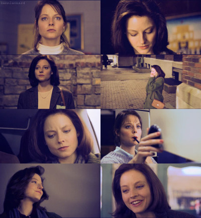 bennleonard:  Jodie Foster in Silence of the Lambs