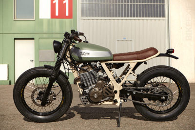 CAFE RACER DREAMS NX650