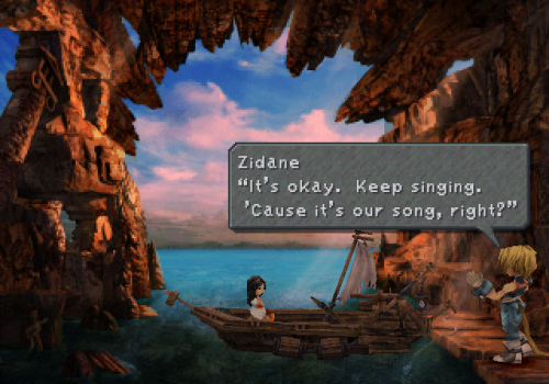 FFIX - Madain Sari   So many feelings, you guys.