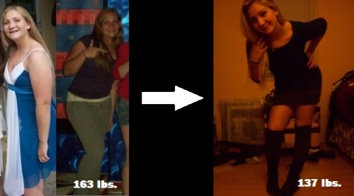 Before & After Transformation: from 163 lbs to 137 lbs  http://dieting4weightloss.info/before-after-transformation-from-163-lbs-to-137-lbs/