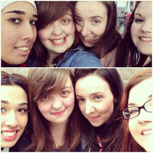 2011 - 2013. We've changed so much!!! #ot4
